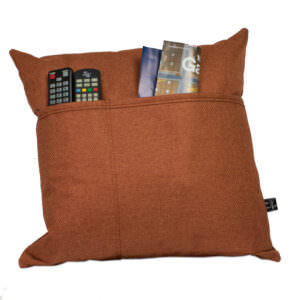 "Eva Two Pocket Scatter Cushion, size: 16"" x 16"" / 20"" x 20"""
