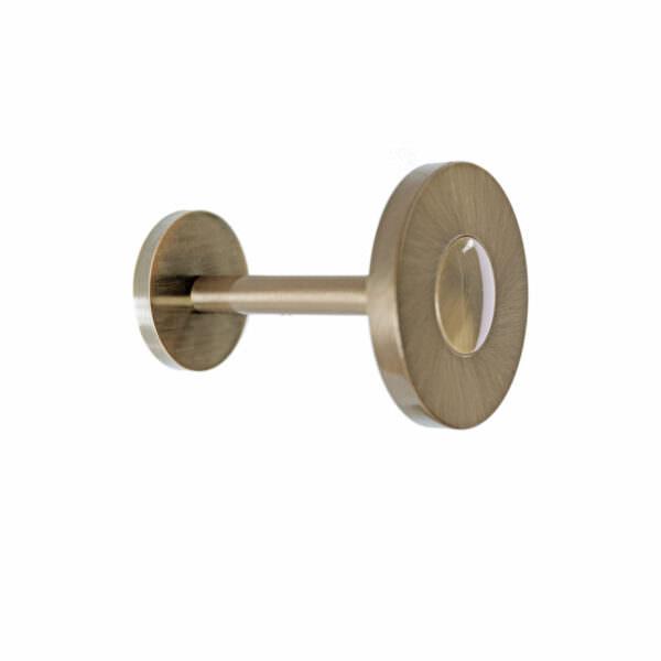 H5000H_Burnished_Brass_Holdback_for_Lunar_Curtain_Poles_buy_from_Design-JR