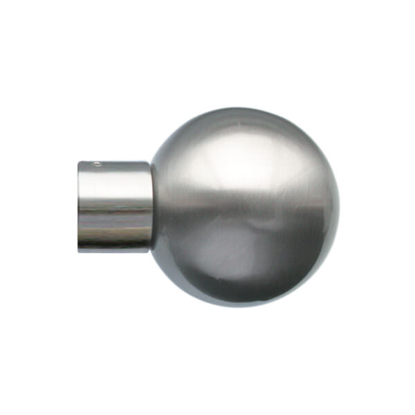 H5016F_Matt Nickel_finial for LUNAR 28mm POLE by from Design-JR