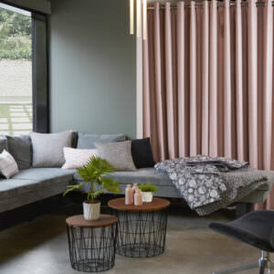 Made to Measure Eyelet Curtains Strata by Design-JR, 28 colourways