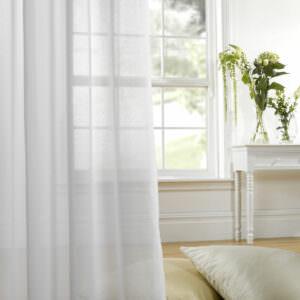 Snowflake-sheer-curtains