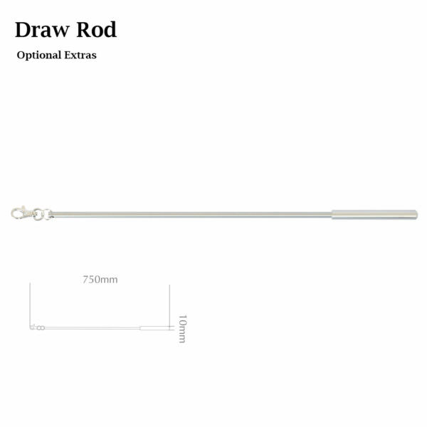 H5000DR_CHRome_draw-rod-75cm