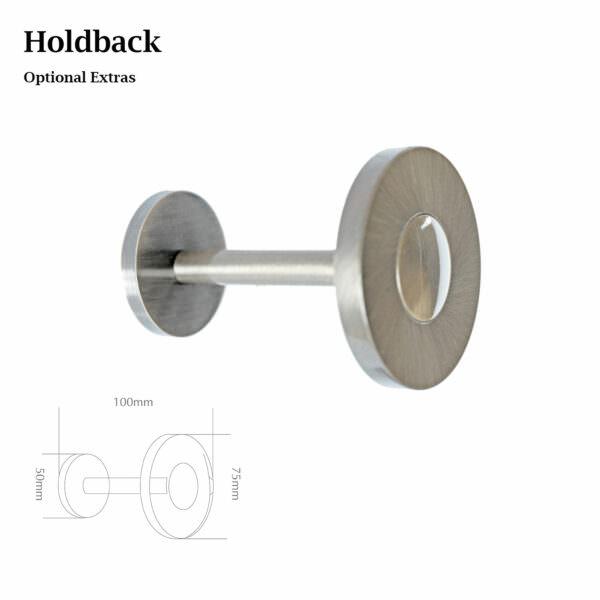 H5000H-_Matt_Nickel_Holdback_for_Lunar_Curtain_Poles_buy_from_Design-JR